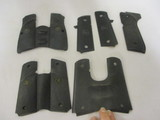 4 Sets of Pistol Grips - Hogue & Pachmeyr