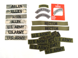 Various US Army Patches - See Pics