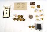 Large lot of Military Pins & more - See Pics