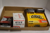 500rds. Of .40 S&W Ammunition