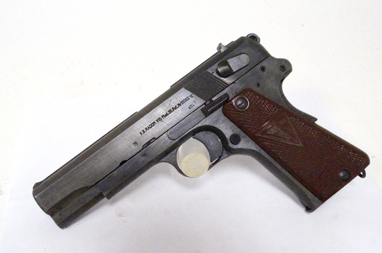 German Nazi VIS M1935 Radom P.35(p) 9mm Semi-Automatic Pistol