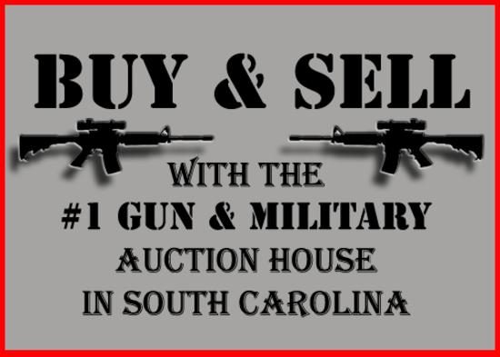 Consignment Open - Gun & Military Collectibles