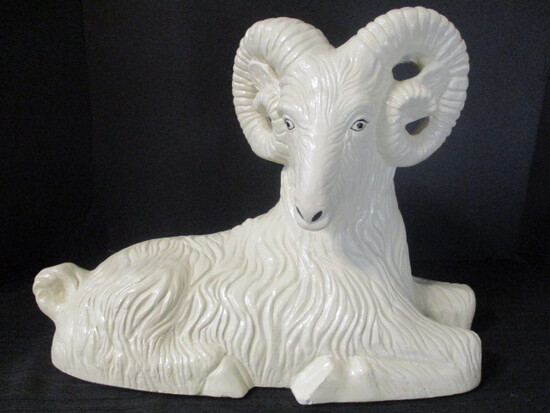 Plaster Mountain Goat
