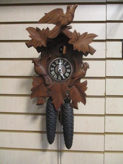 German 8 Day Cuckoo Clock
