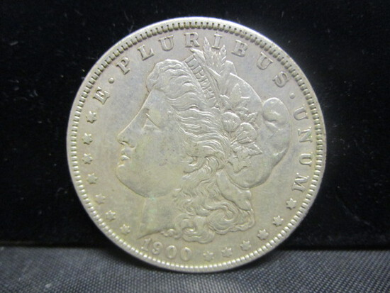 1900O Morgan Silver Dollar