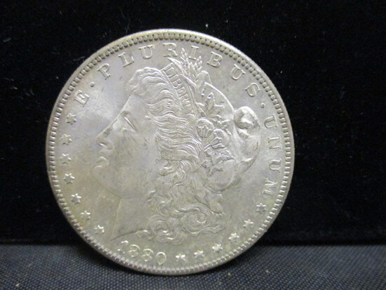 1880S Morgan Silver Dollar