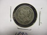 1870 3 Cent piece
