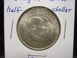 1952 Washington Carver Comm. Half Dollar