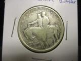 1925 Stone Mountain Comm.Half Dollar