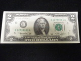 Lot of (50) 1978 $2 Bills- Consecutive Numbers