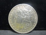 1900S Morgan Silver Dollar
