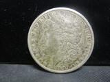 1899O Morgan Silver Dollar