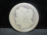 1893CC Morgan Silver Dollar