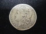 Morgan Silver Dollar- 1879O