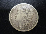 Morgan Silver Dollar- 1879S
