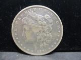 1881O Morgan Silver Dollar