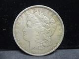 1889 Morgan Silver Dollar