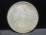 1886O Morgan Silver Dollar