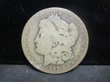 1897O Morgan Silver Dollar