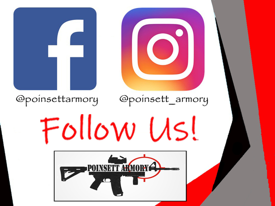 Follow Us on Social Media!
