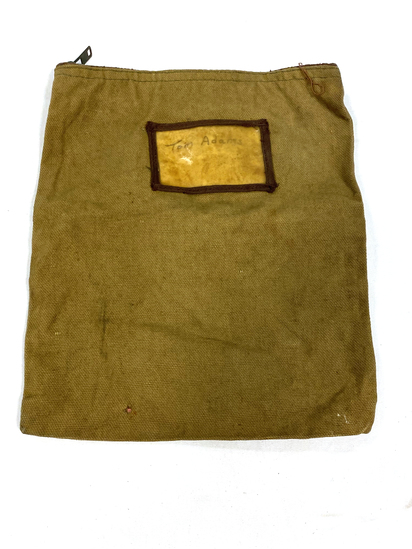 US Military Personal Pouch named to Tom Adams