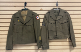 2 WWII Ike Jackets