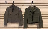 2 Post War Ike Jackets 1946 & 1956