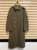 WWII US 101st Airborne Division Staff Sergeant Greatcoat