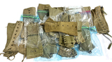 Large Group of 16 1/2 Pairs of WWII Leggings