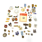 Group of Military Related Pins