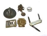 Various Interesting Vintage Items