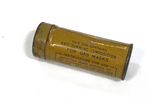 Tin with Anti-Dimming Composition for Gas Masks