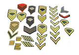 Large Group of Rank Patches