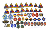 Large Group of Various Military Patches