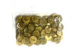 Large lot of Military Buttons