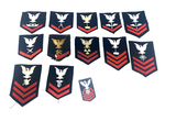 Large Lot of US Navy Patches