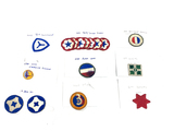 Group of WWII Patches