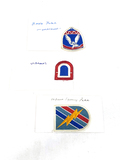Military Related Patches