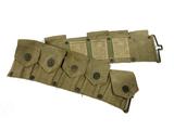 WWII M1 Garand Cartridge Belt