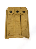 US Thompson Magazines and Pouch by Medcorp Saddlery Co. 1942