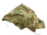 US WWII Military Shelter Triangle Half Camouflage