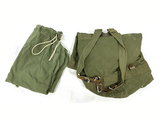 Duffle Bag with Shoulder Straps and Laundry Bag