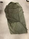 Green Netting Tent