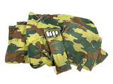 Unique Camouflage Pattern Tent with Poles, and Bag