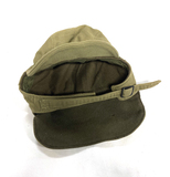 USN Green Soft Headcap