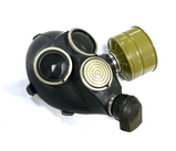 Like New Russian Civilian Gas Mask with Canister