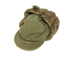 Cold Weather Military Cap with Ear Flaps
