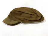 WWII Japanese Army Field Cap with Tag