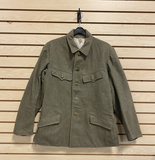 Original Imperial Japanese Army Type 3 WWII 1944 Winter Wool Jacket w/ Stamps