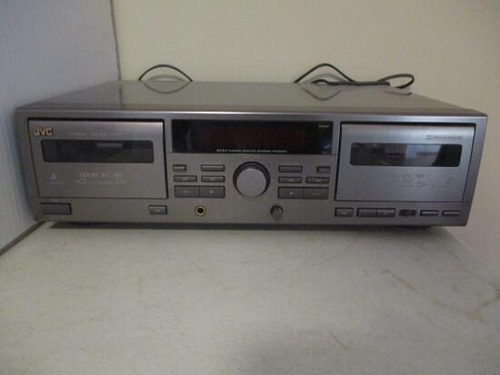 JVC TD-W315 Double Cassette Deck